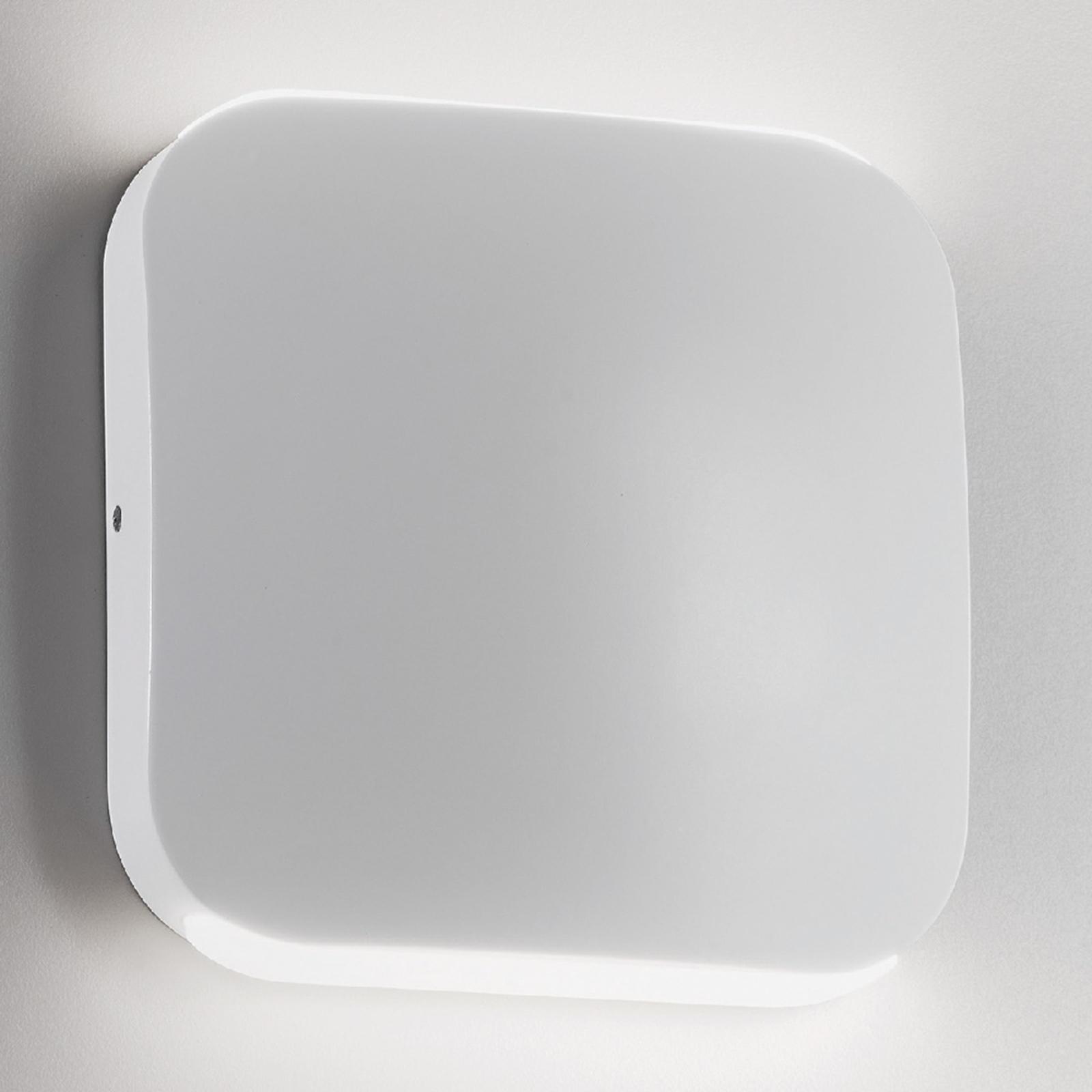LED buitenwandlamp Astuccio wit