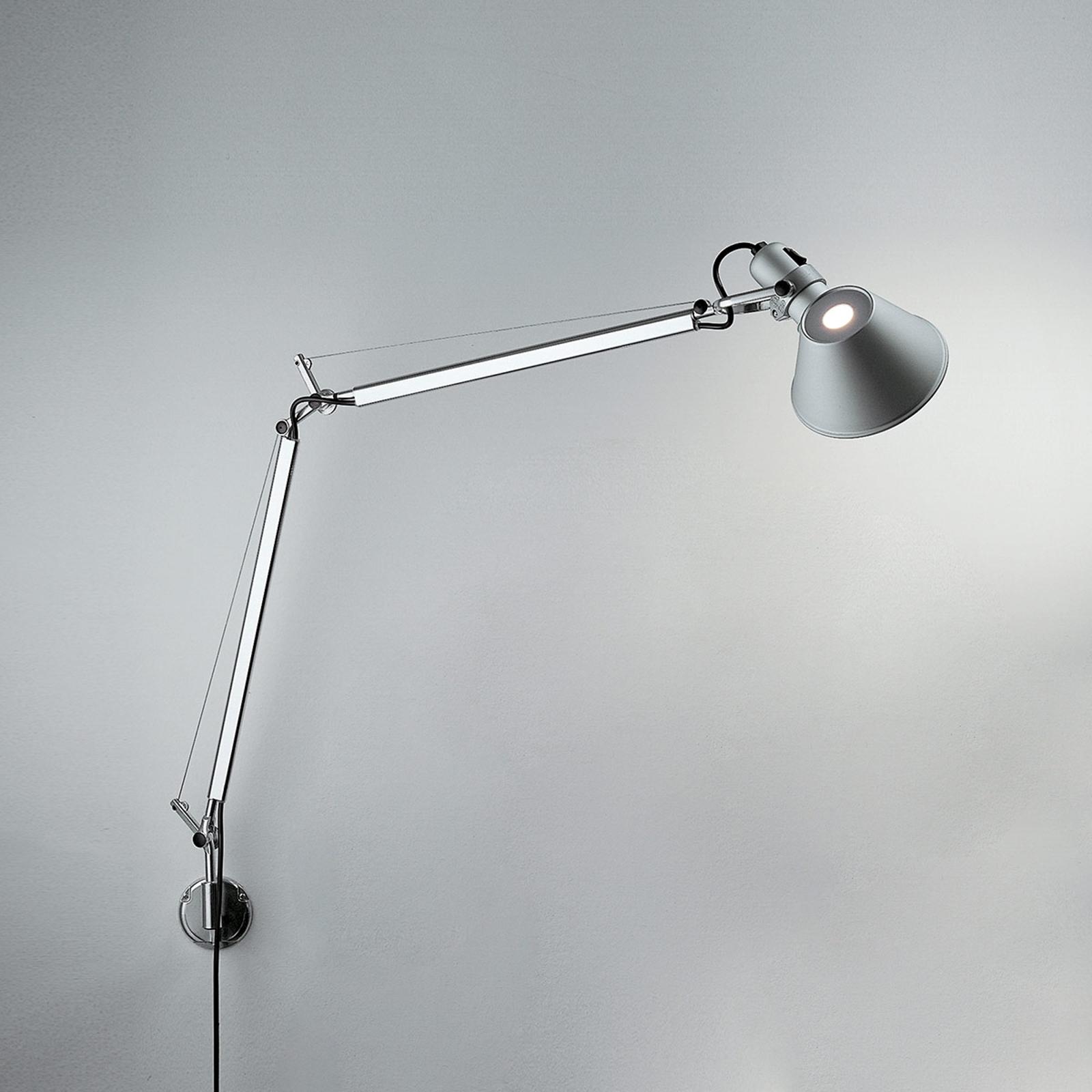 Artemide Tolomeo LED-Wandleuchte 2.700 K