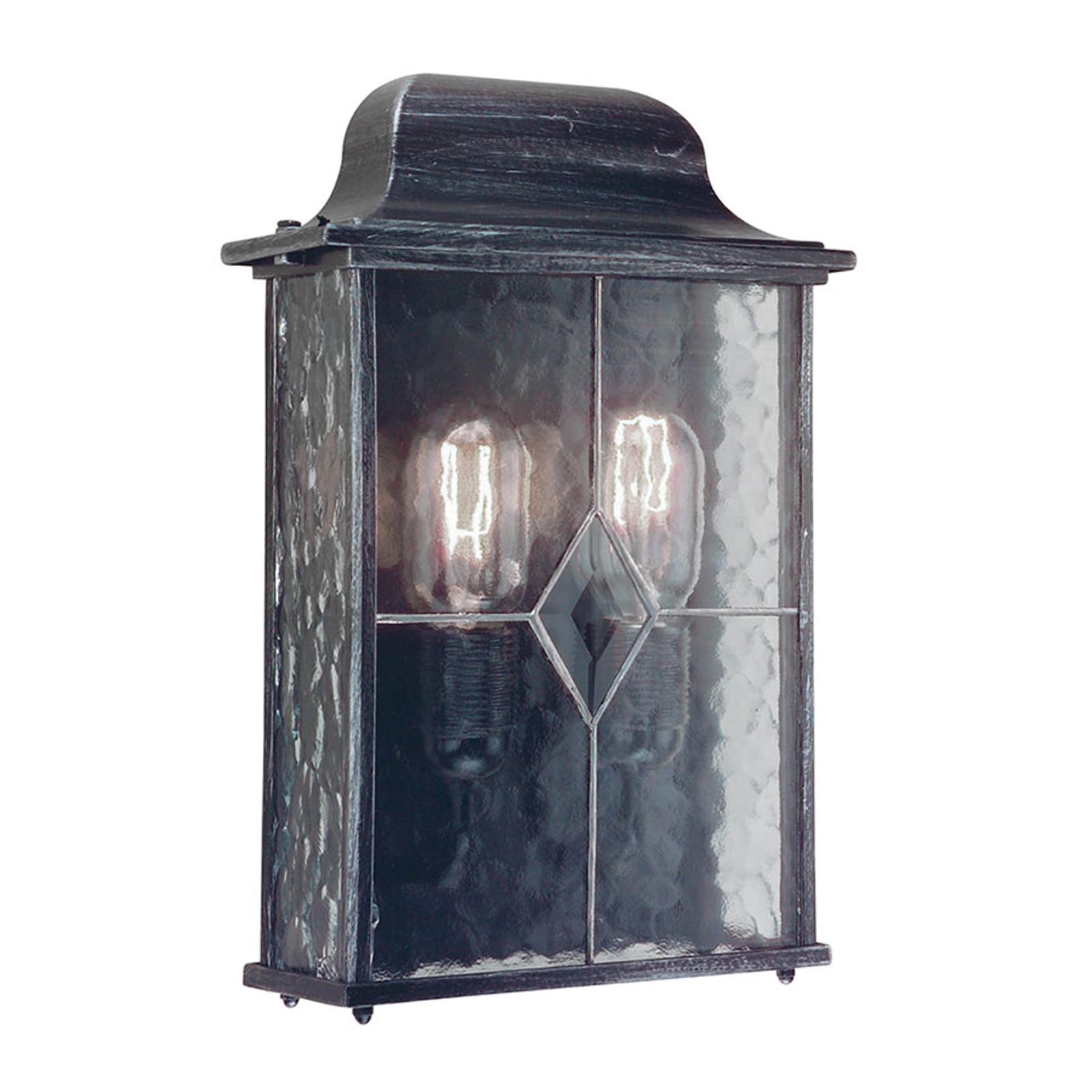 Wandlamp Wexford WX7 halbe lantaarn