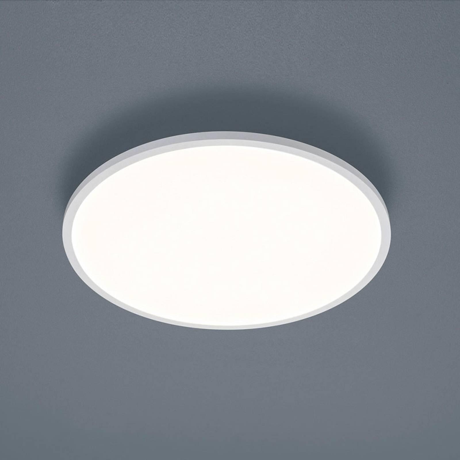 Helestra Rack LED plafondlamp dimbaar rond wit