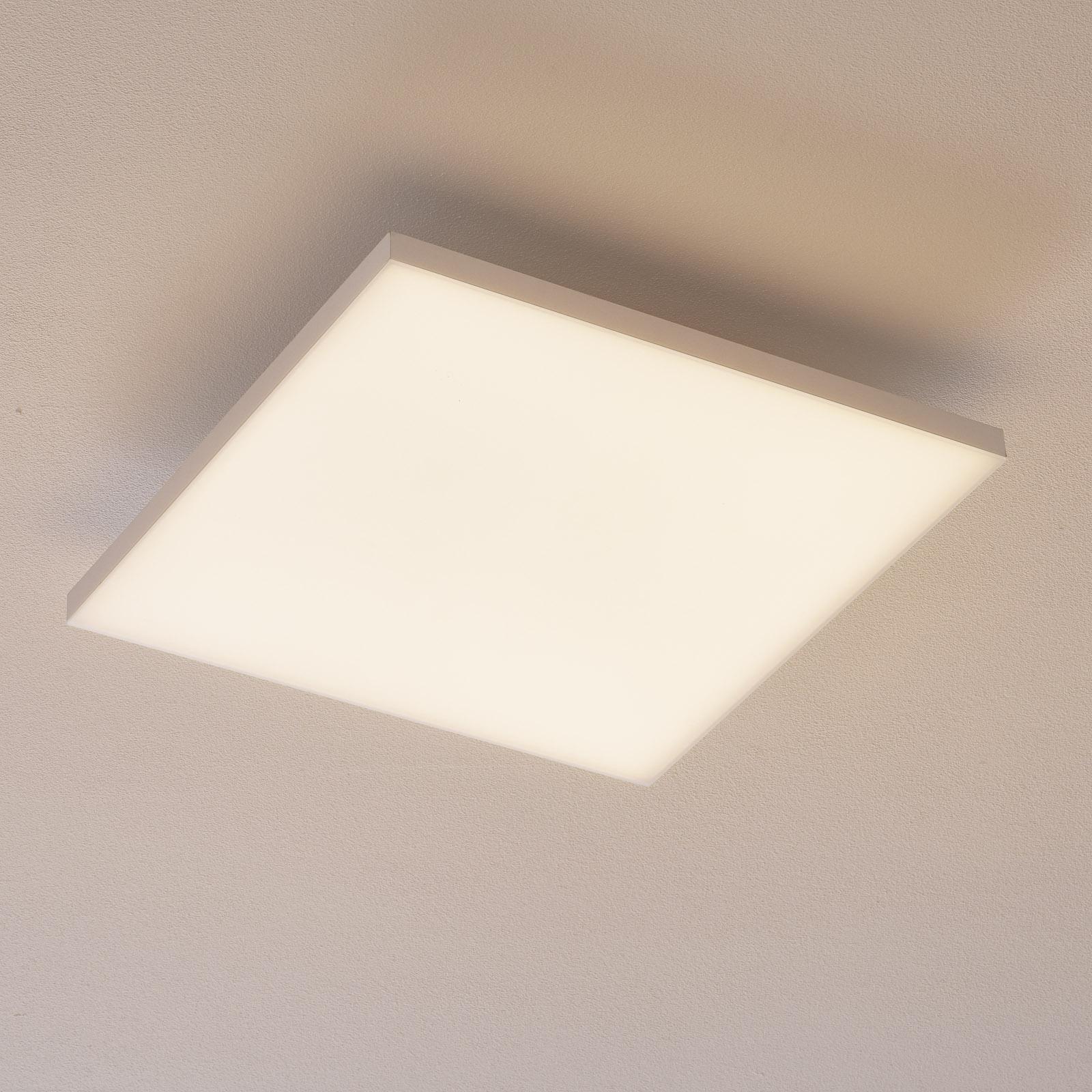 Paul Neuhaus Q-FRAMELESS plafondlamp RGBW 45x45cm