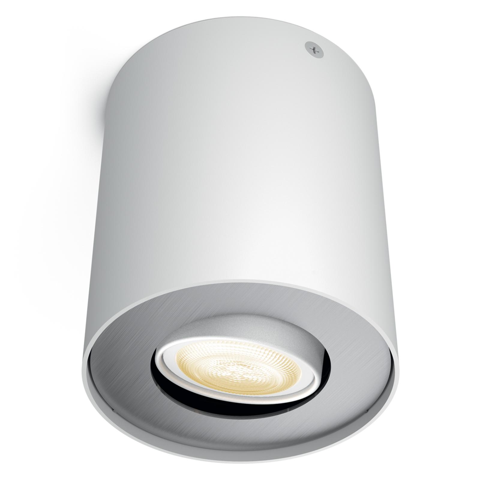 Philips Hue White Ambiance Pillar LED-Spot weiß