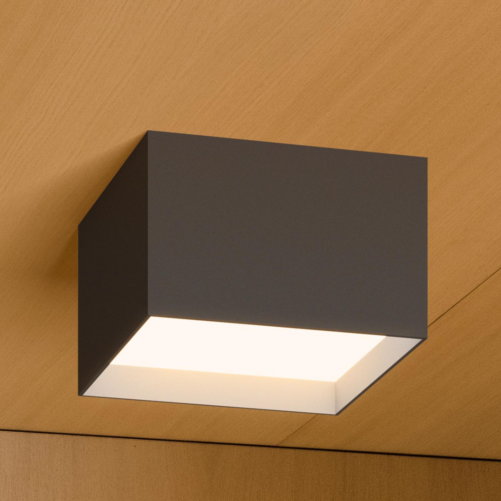 Vibia Structural 2632 taklampe 24 cm, mørkegrå
