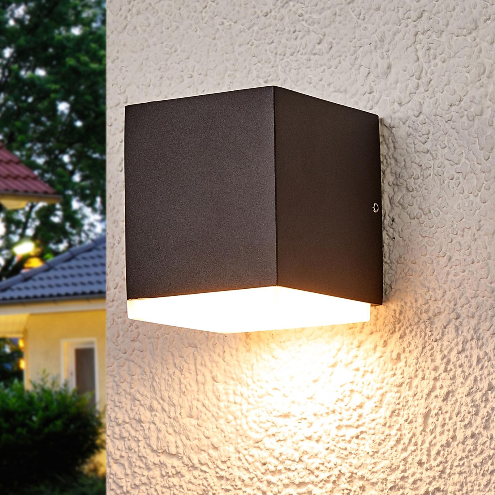 Applique LED da esterni Sarah con diffusore