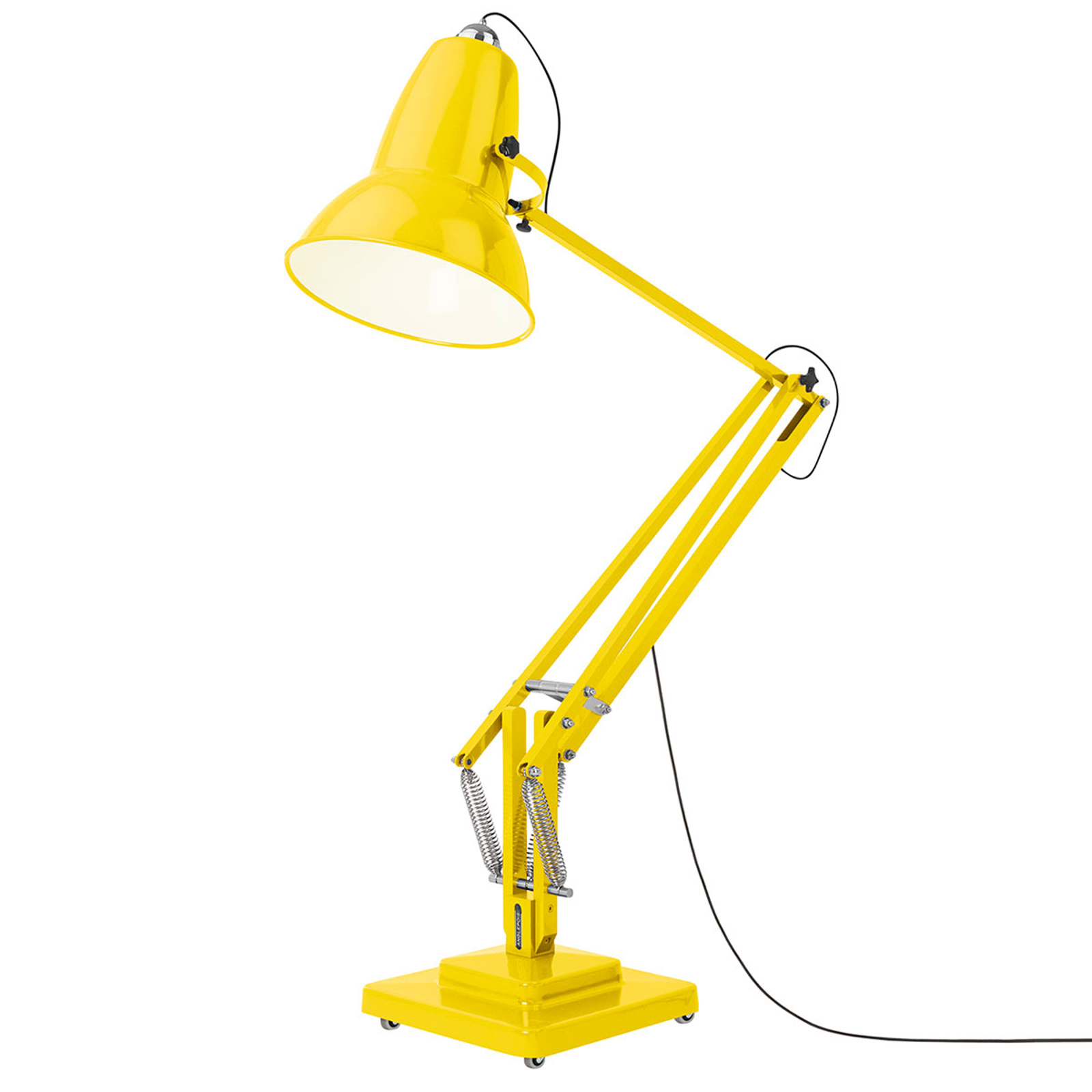 Anglepoise Original 1227 Giant Stehleuchte gelb