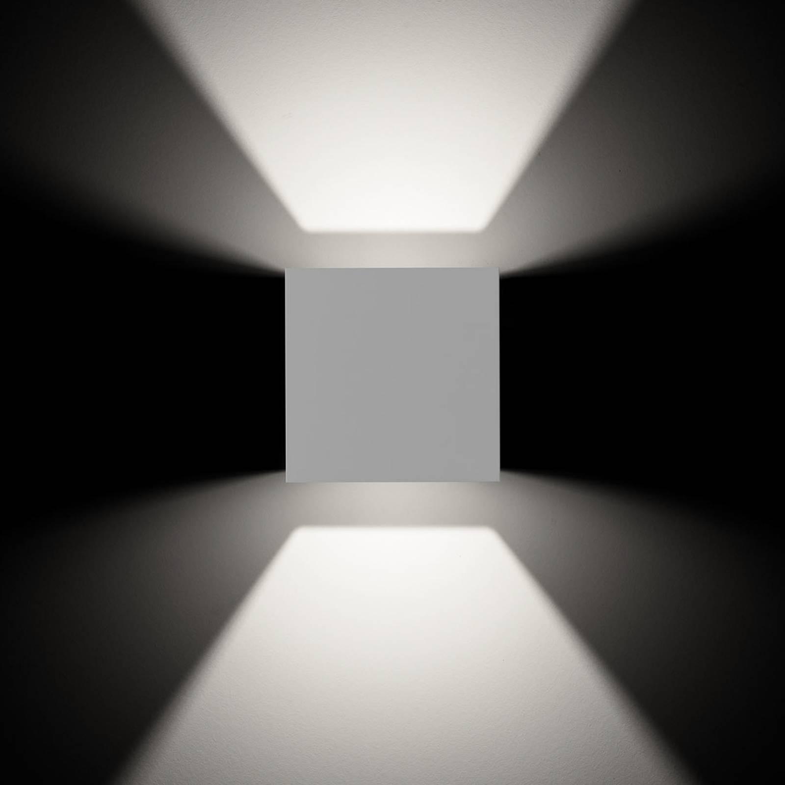 LED-Außenwandleuchte 9033 up/down, weiß