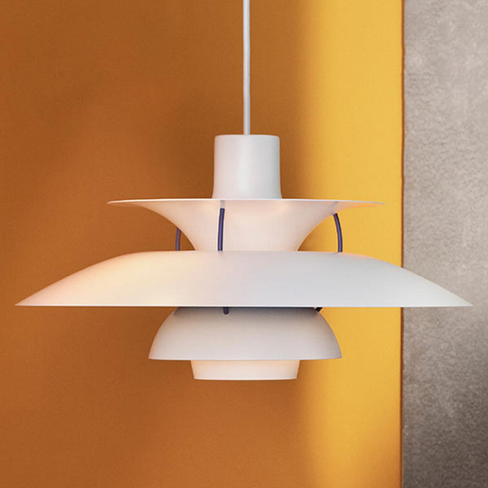 Hanglamp PH 5 classic mat wit