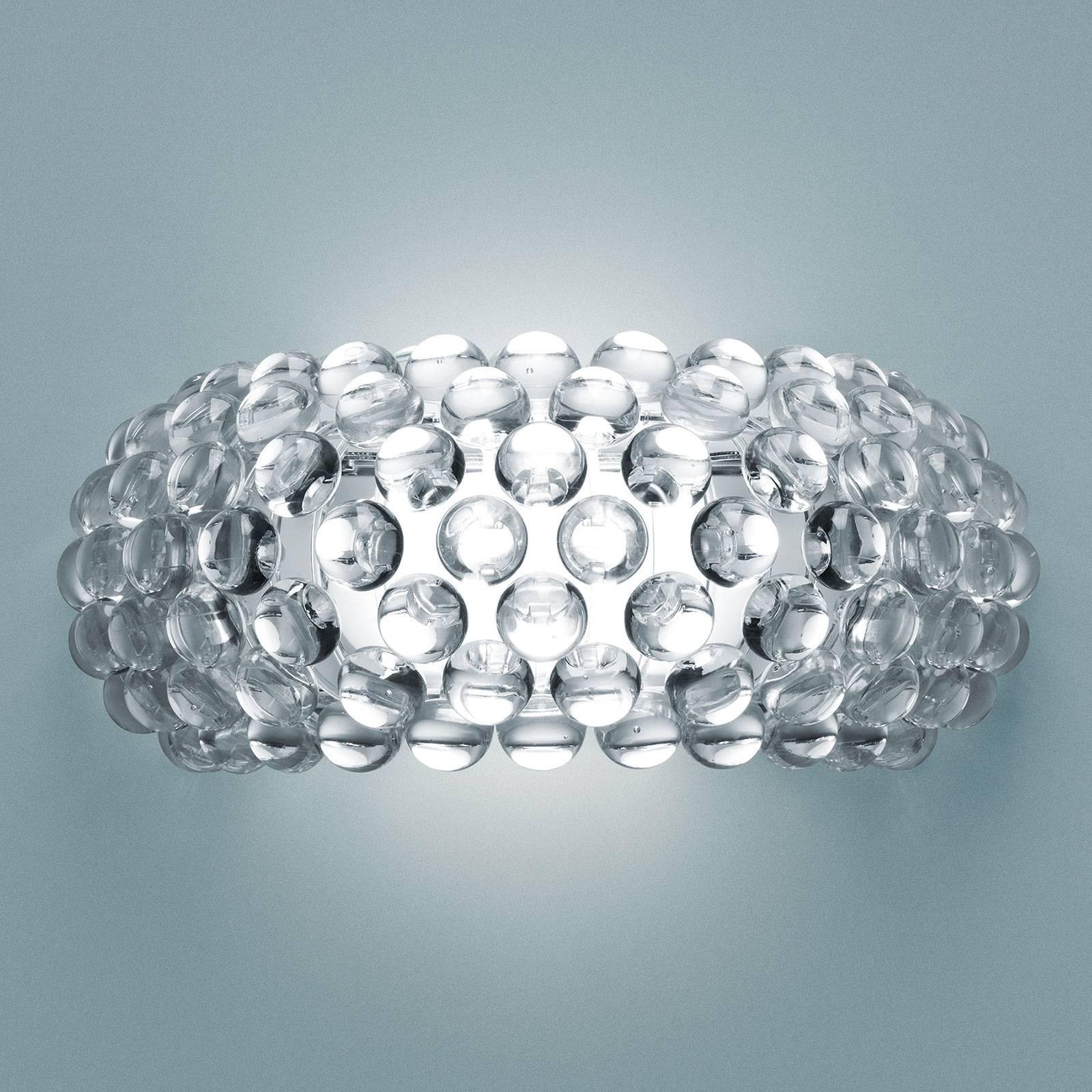 Foscarini MyLight Caboche media LED, trasparente