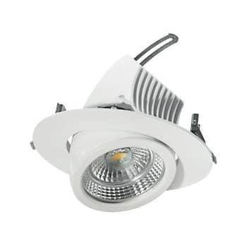 Schwenkbarer LED-Einbaustrahler
