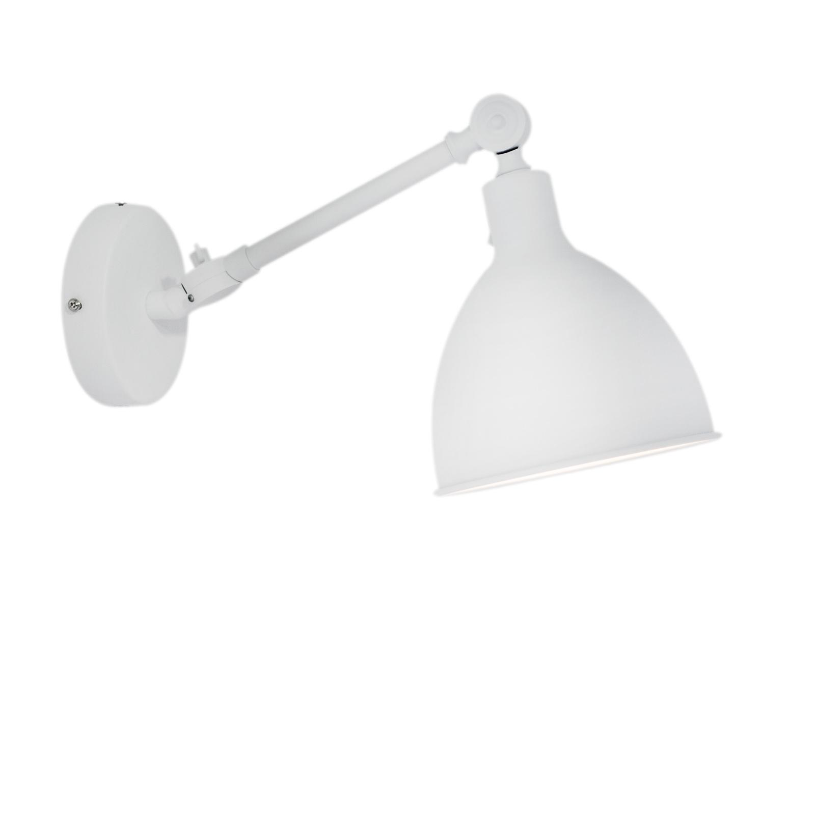 By Rydéns Bazar Mini wandlamp met stekker wit