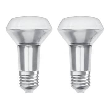 OSRAM réflecteur LED E27 R63 4,3W 2700K 36° par 2