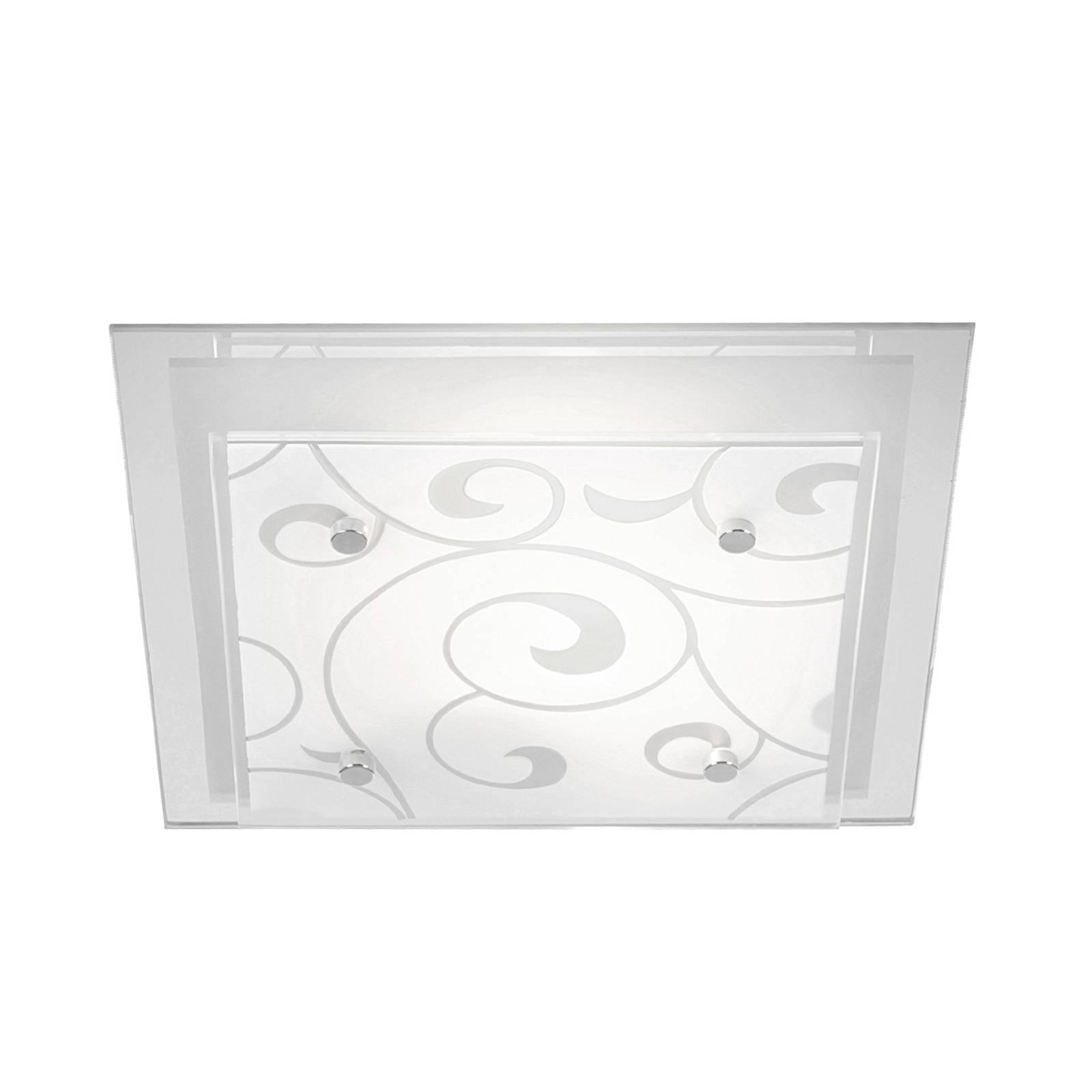 DIA - elegante plafondlamp, 33,5 cm