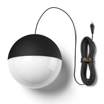 FLOS String light - Hängeleuchte, 12m Kabel, Kugel