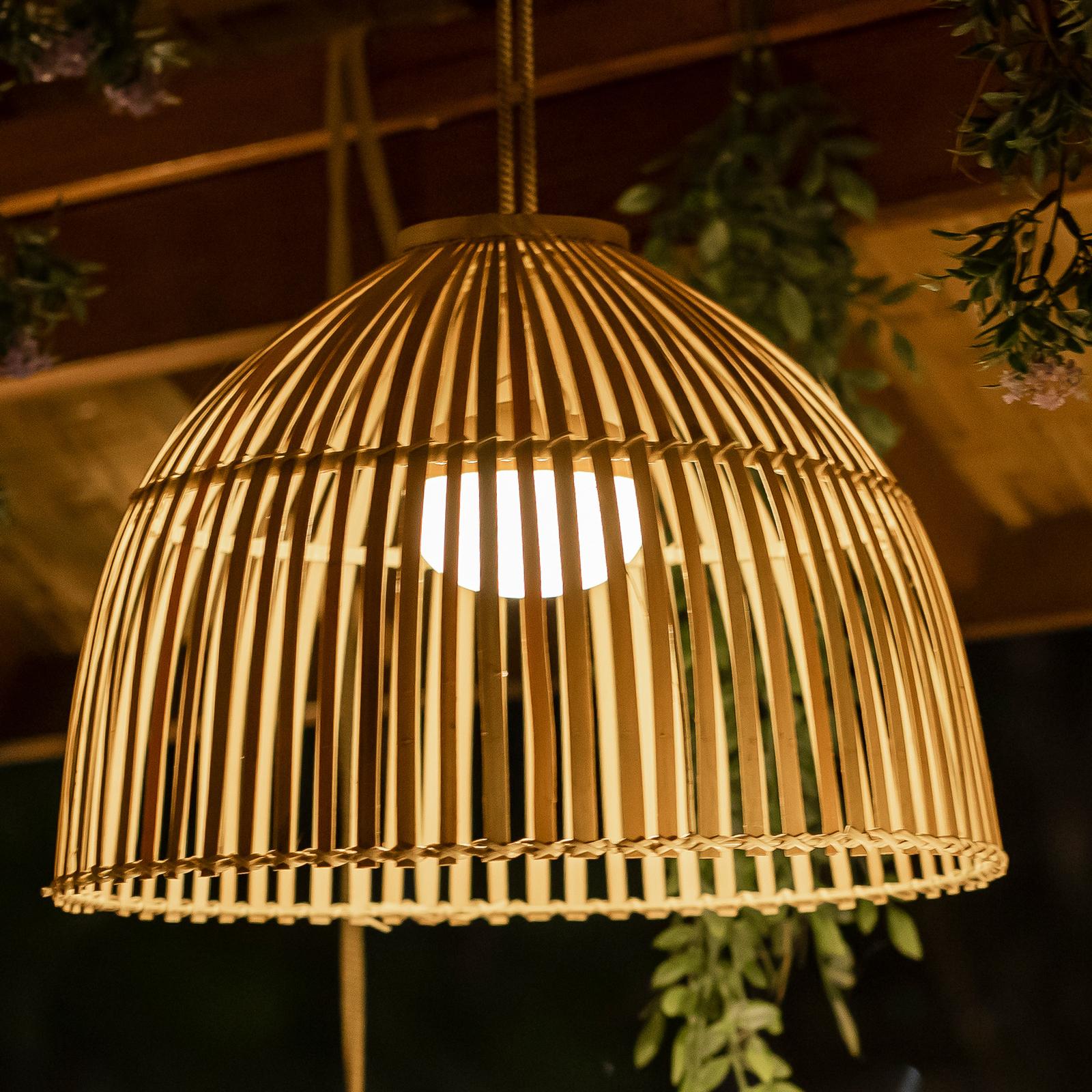 Newgarden Reona LED-Hängeleuchte mit Akku