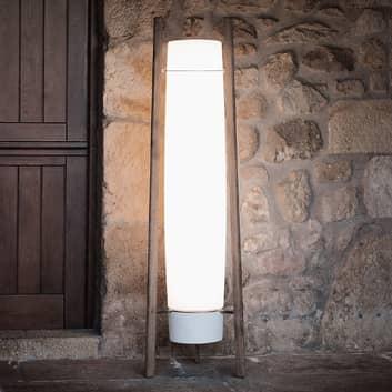 Draagbare LED terraslamp Inn Side