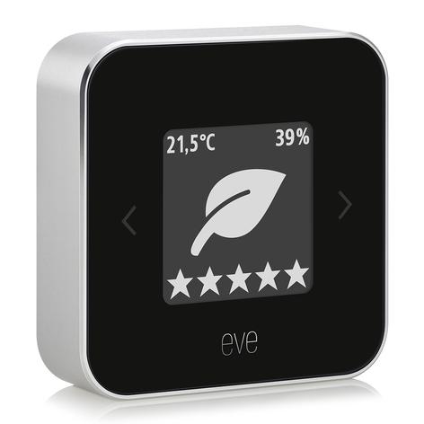 Eve Room moniteur de température et d'air