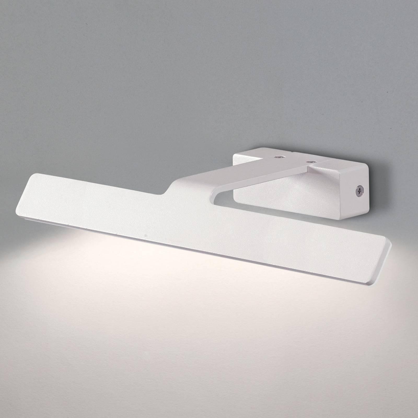 Bilde av Hvitt Led-bildelampe Neus - 36 Cm Bred