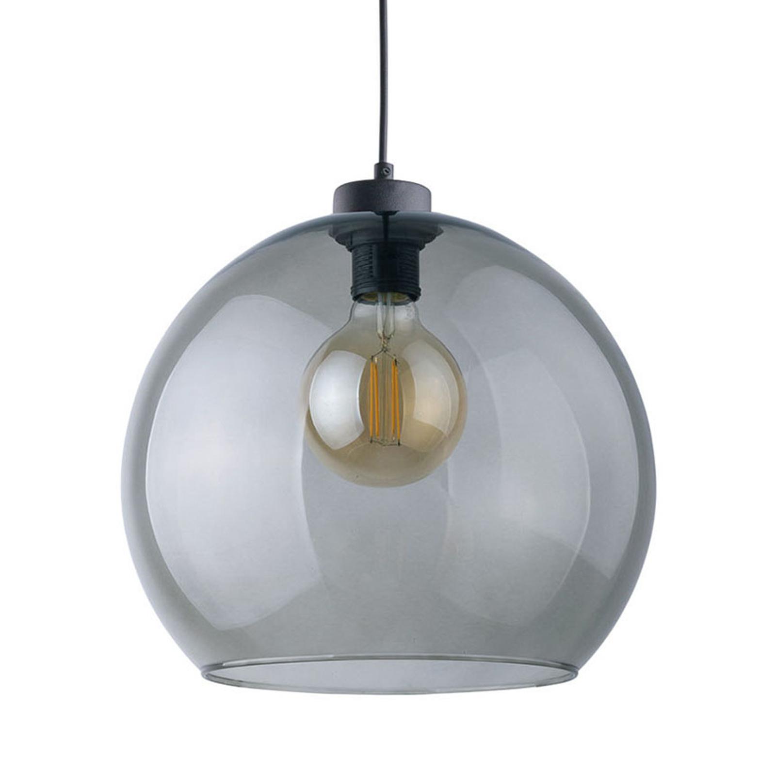 Lámpara colgante Cubus, 1 luz, grafito
