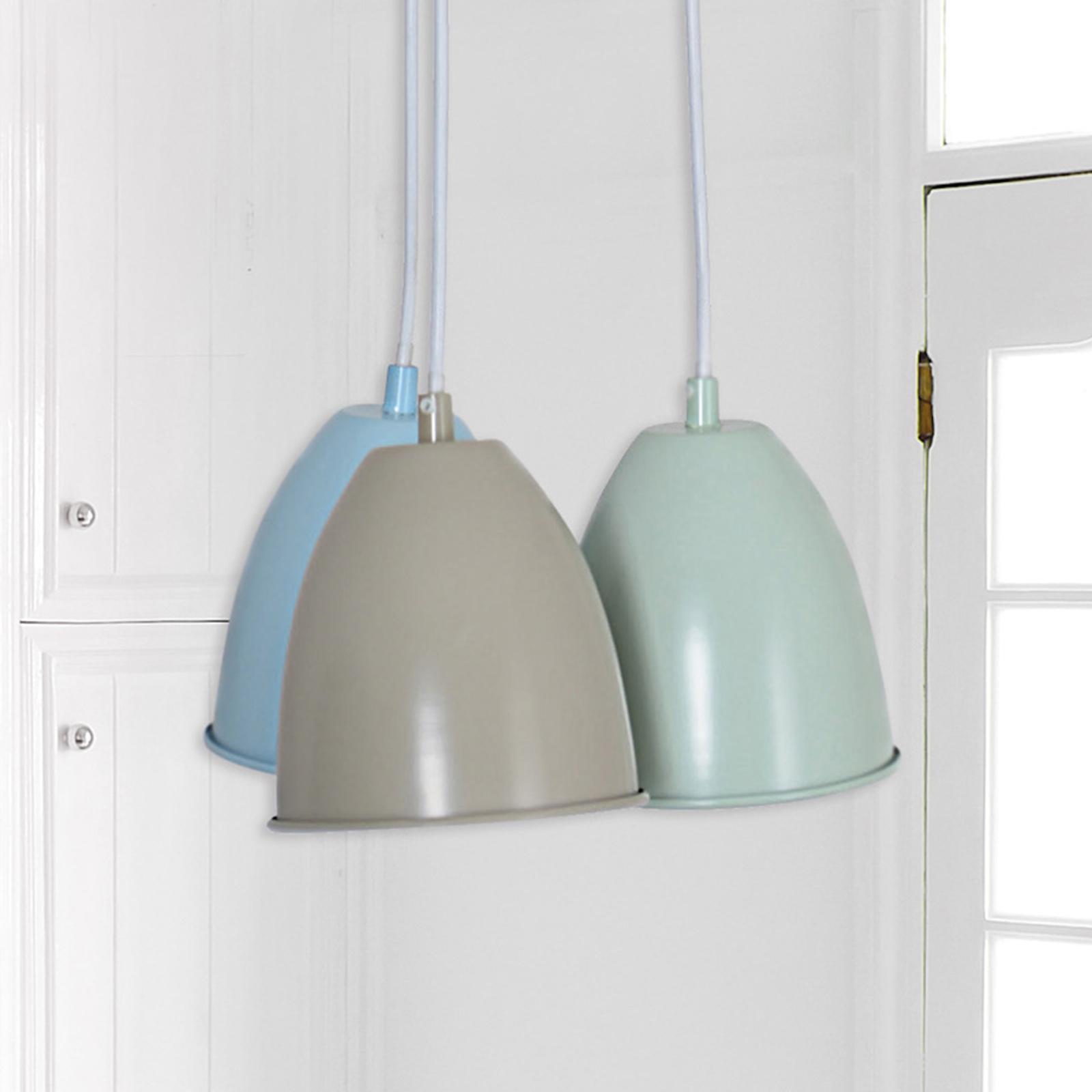 Annett - hanglamp met pasteltinten