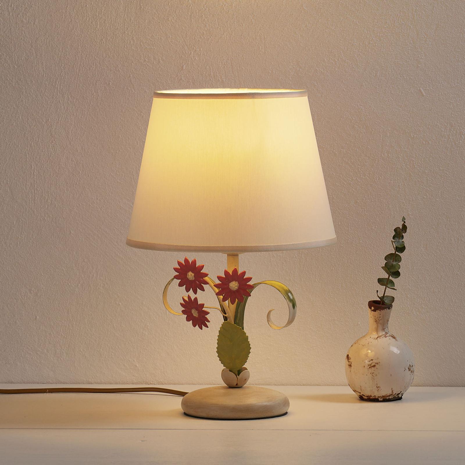 Acquista Lampada da tavolo Toscana stile fiorentino