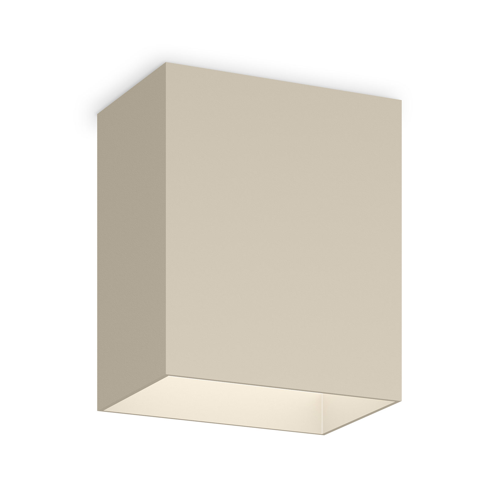 Vibia Structural 2630 plafondlamp 18cm, lichtgrijs