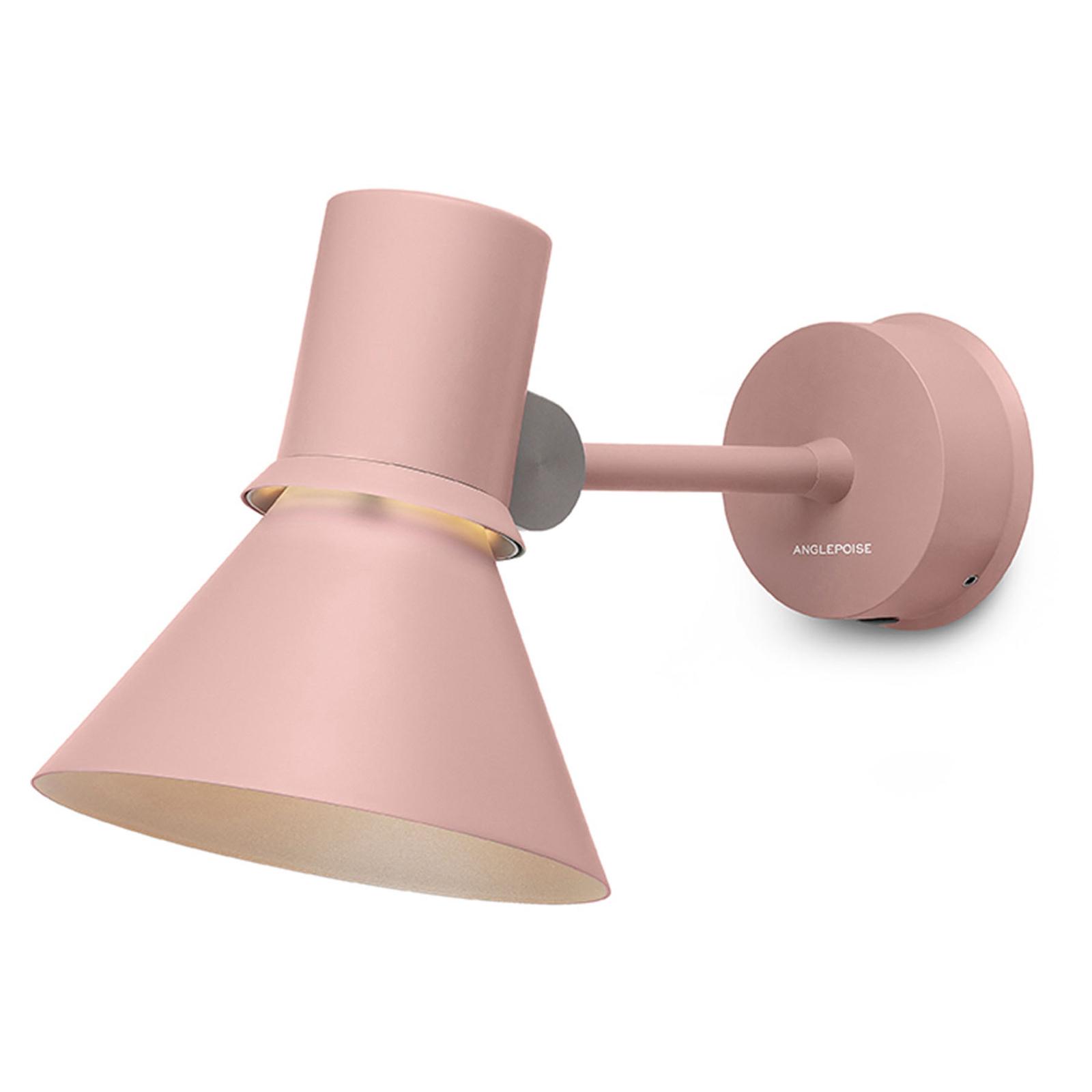 Anglepoise Type 80 wandlamp, rosé