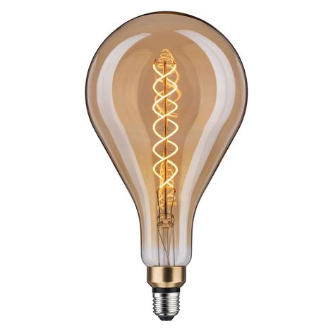 LED-lamppu E27 BigDrop 7 W 2000K, kulta