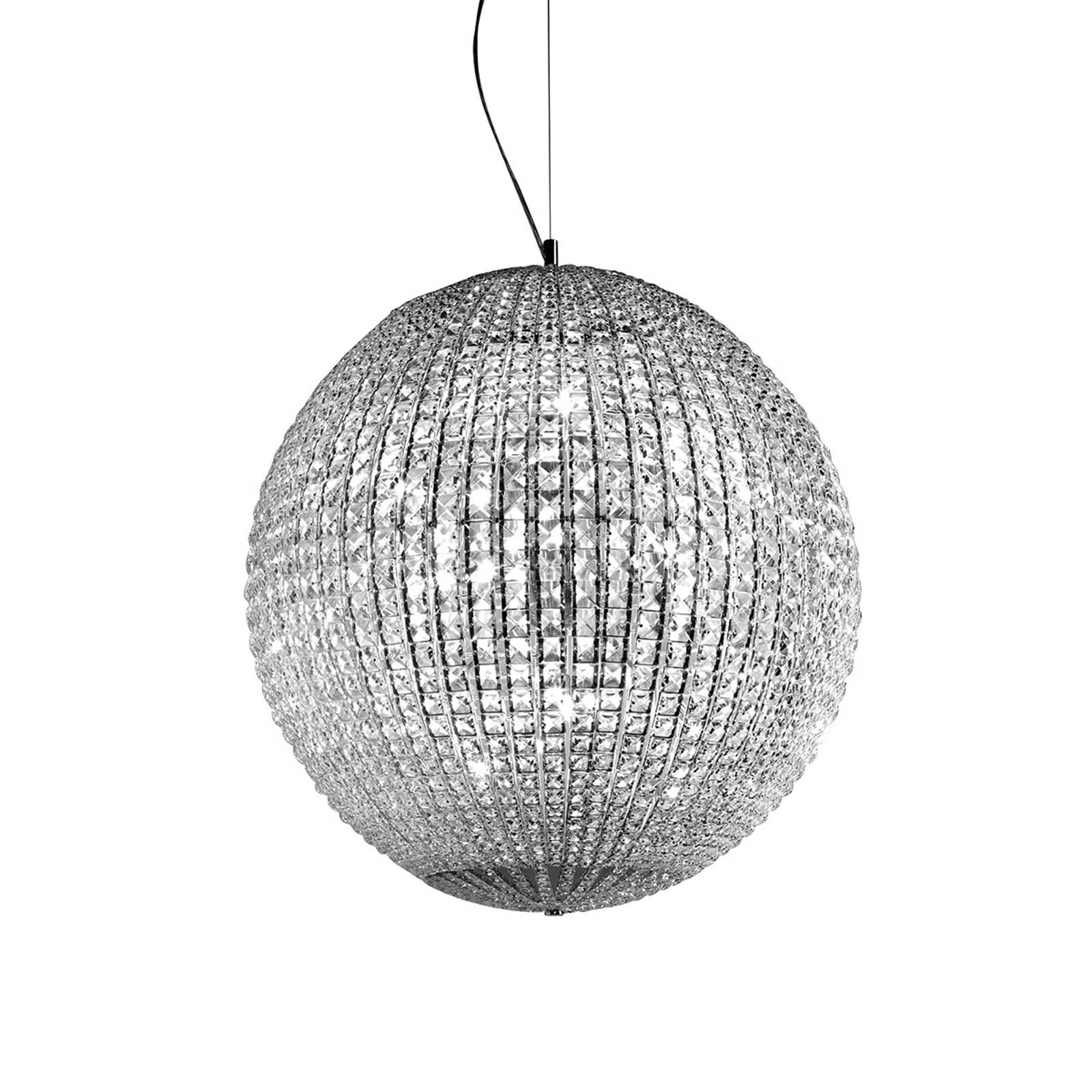 Opvallende hanglamp Helidos, diameter 37 cm