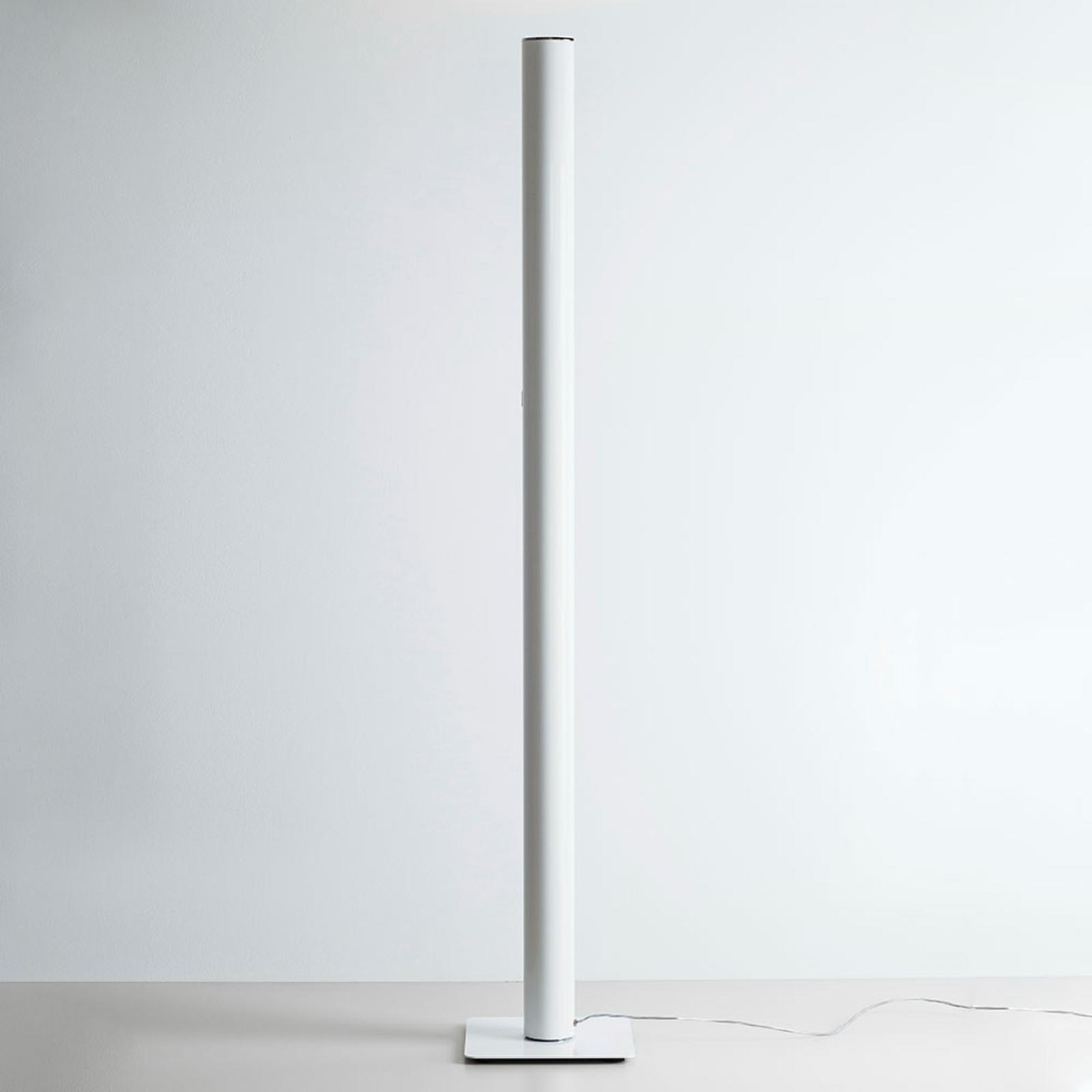 Artemide Ilio lampa stojąca LED, biała, 2700K