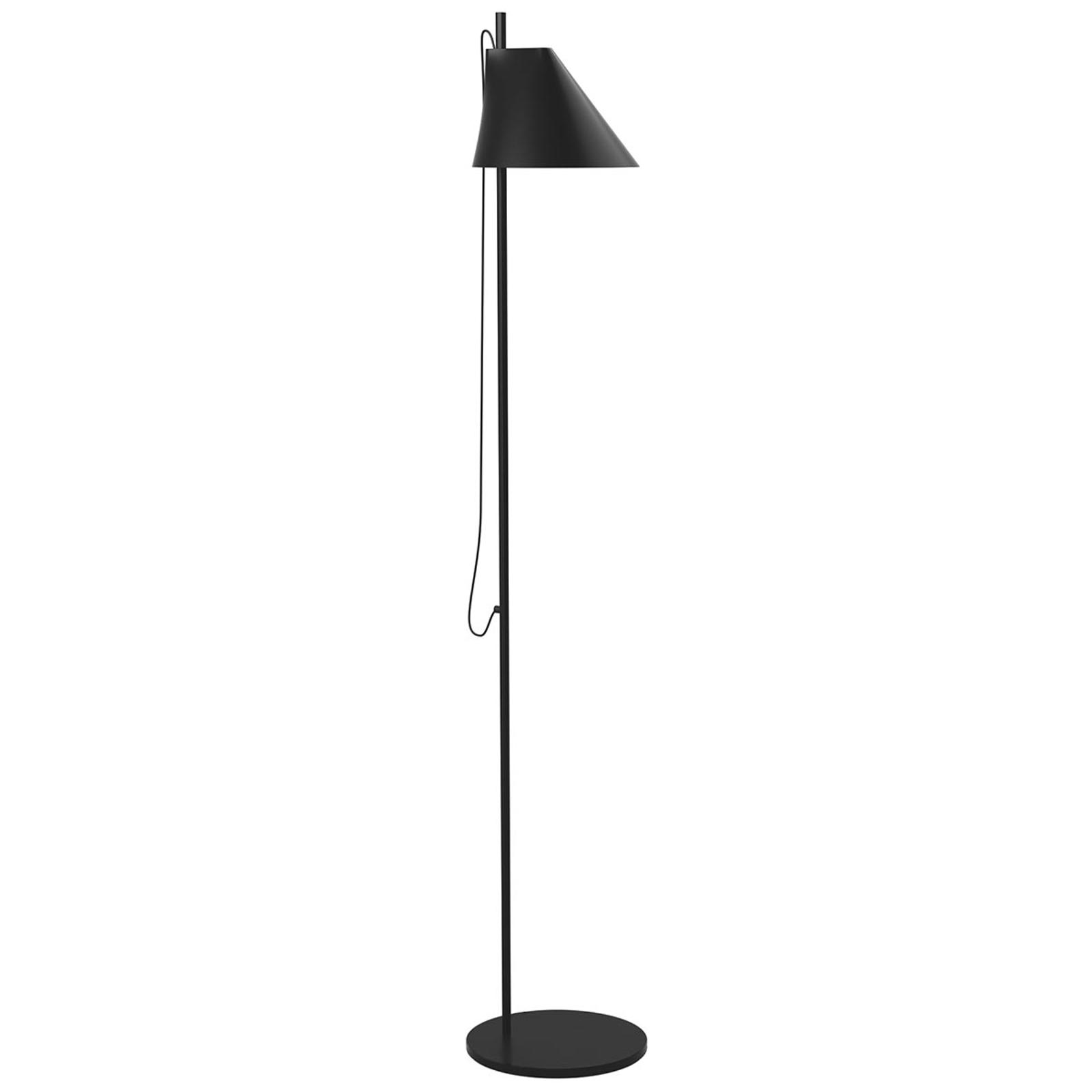 Louis Poulsen Yuh LED-Designer-Stehleuchte schwarz