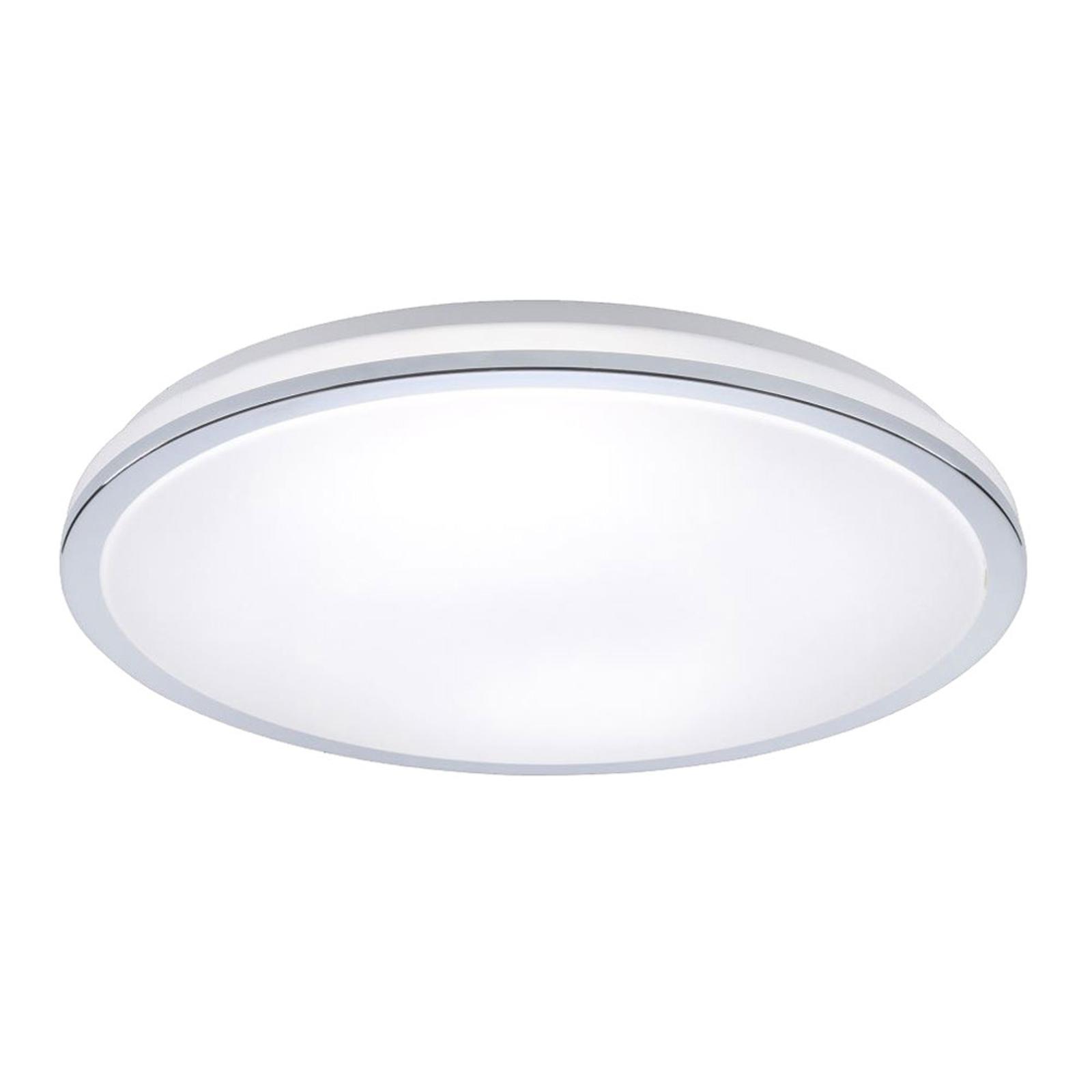 LED-taklampe Isabell med bevegelsessensor