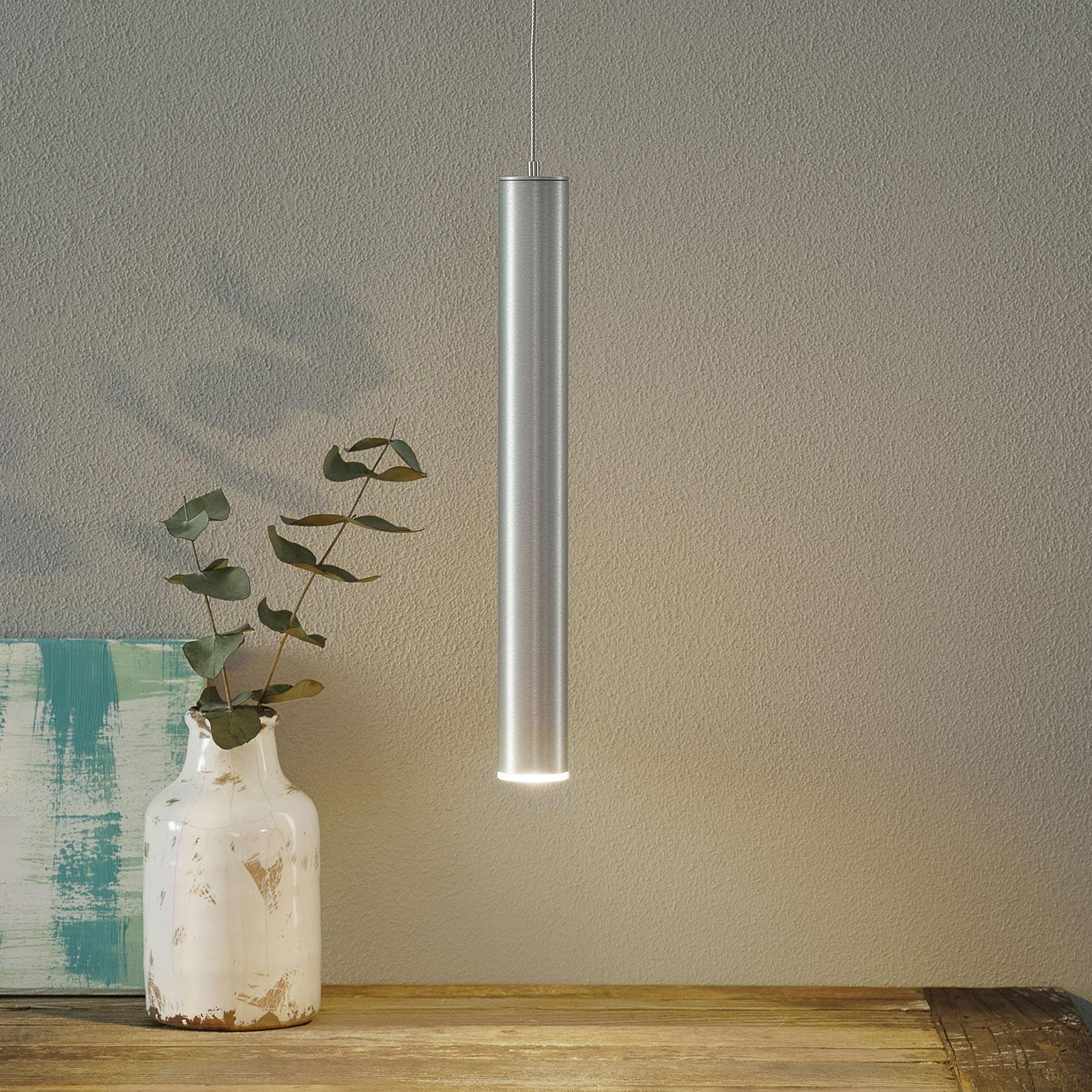 Lampa wisząca LED Plus z reg. wysokości