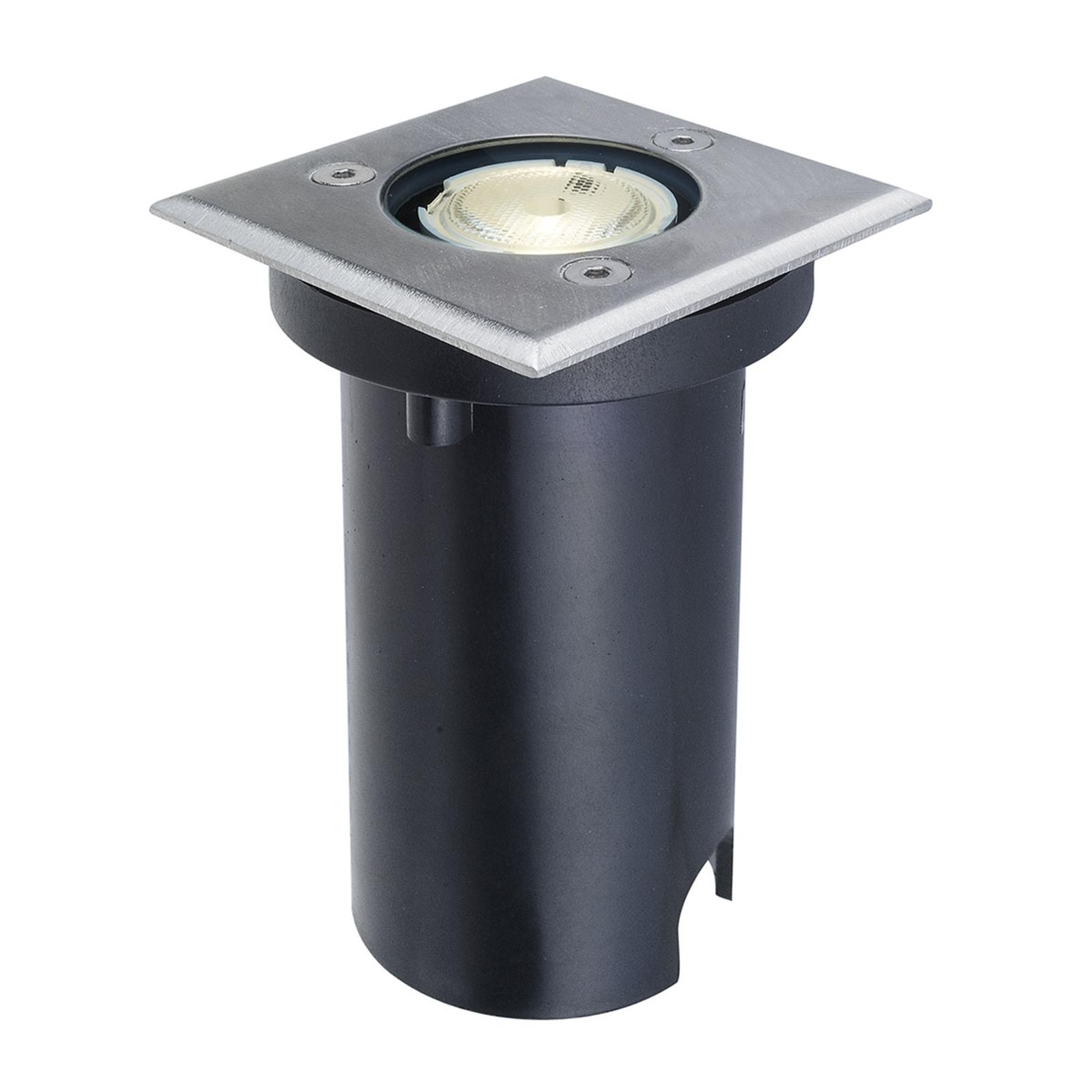 LED-Bodeneinbauleuchte Kenan, IP67, 49 Lumen