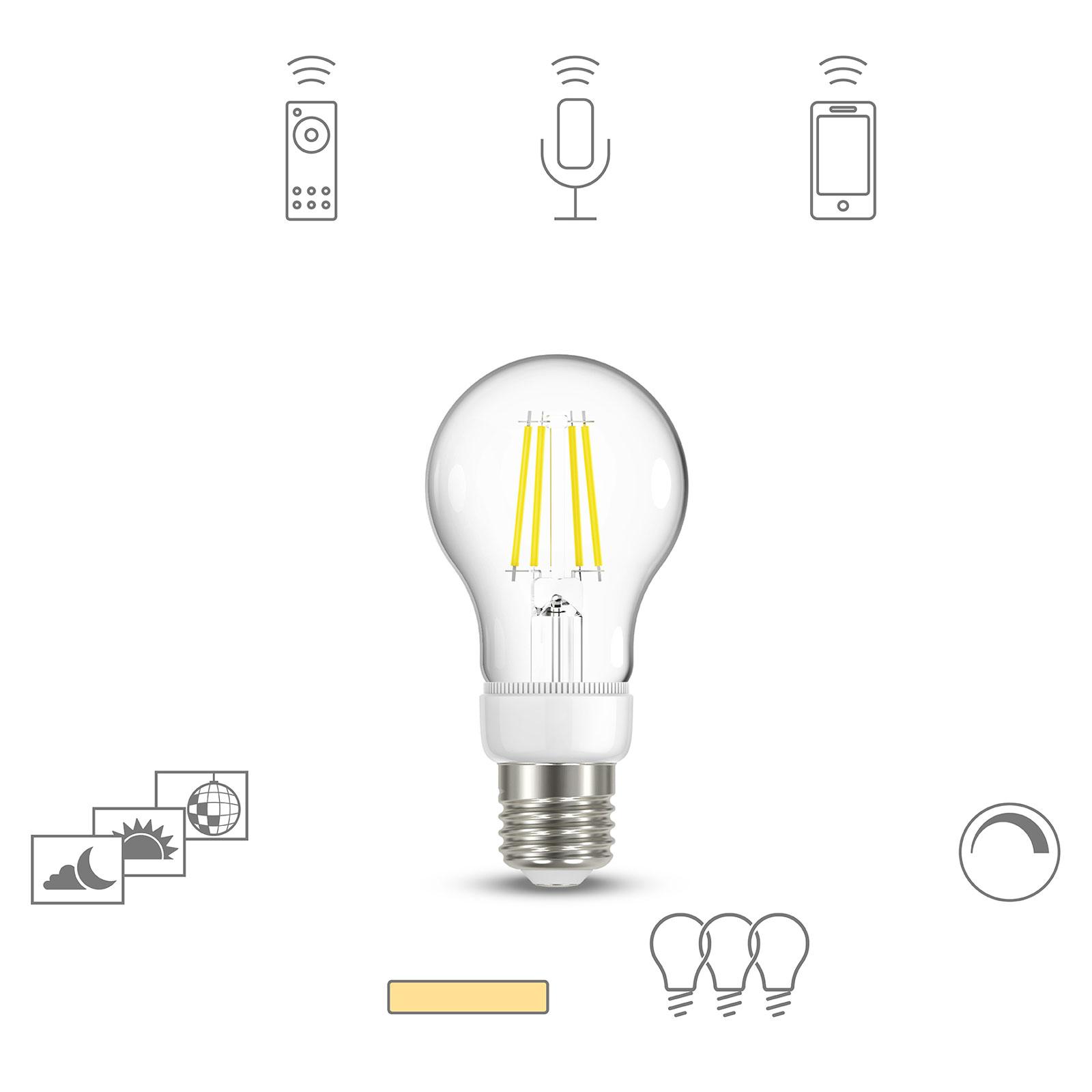 Müller Licht tint white żarówka LED E27 5W