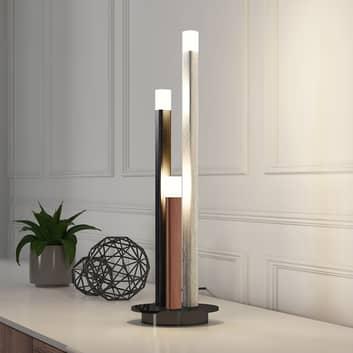 Lucande Stoika lampe à poser LED