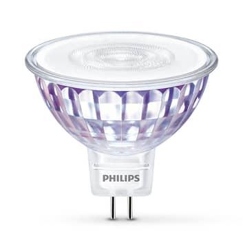Philips Warmglow GU5,3 5W LED reflector 36°
