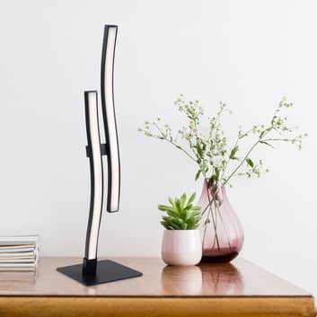 LED-bordslampa Onda, 2 lampor