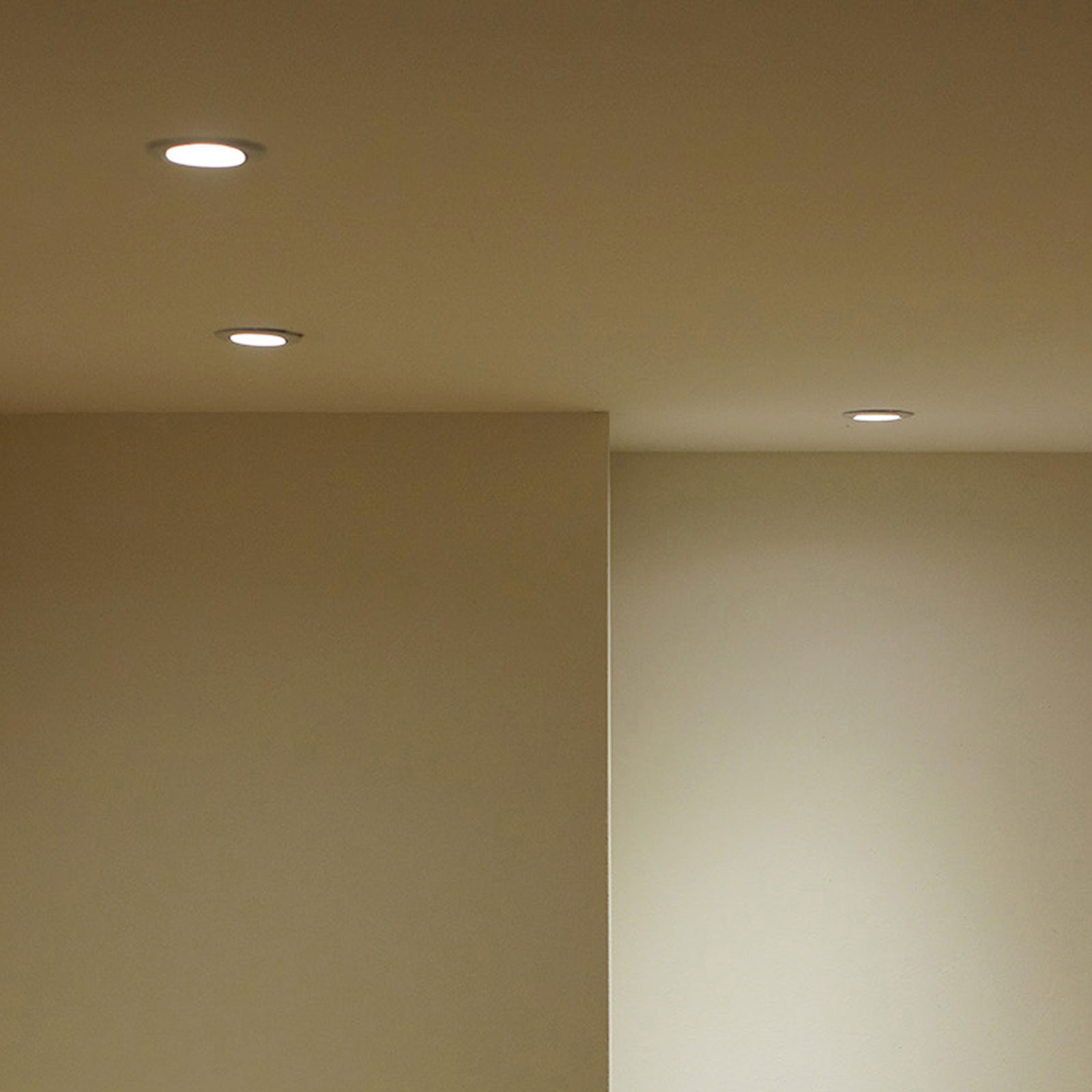 Innr LED inbouwspot RSL 115, 3/set met aansluiting