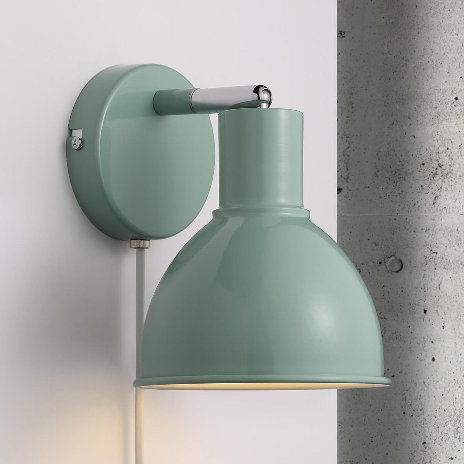 Wandlamp Pop Wall, groen