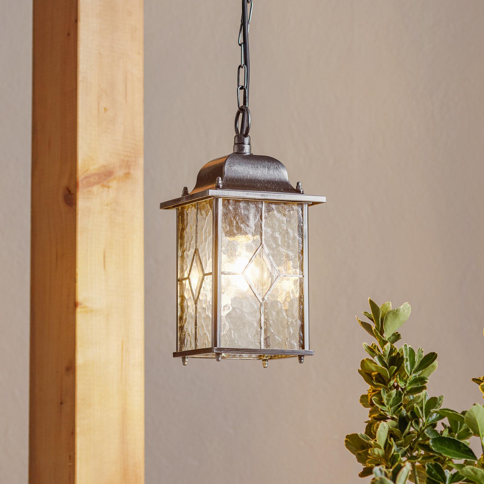 Hanglamp Wexford WX9 voor buiten