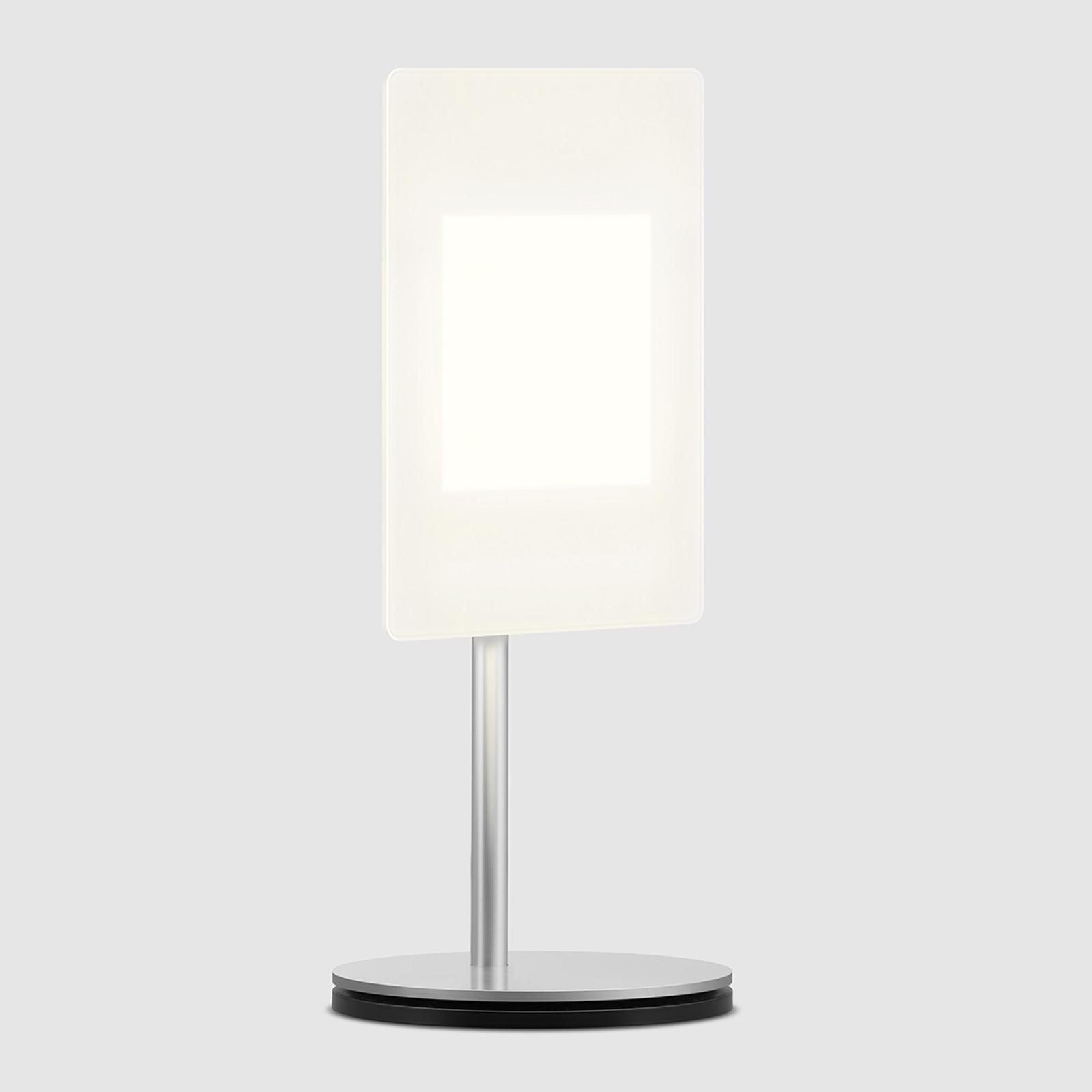 Lampada da tavolo OMLED One t1 con OLED, nera