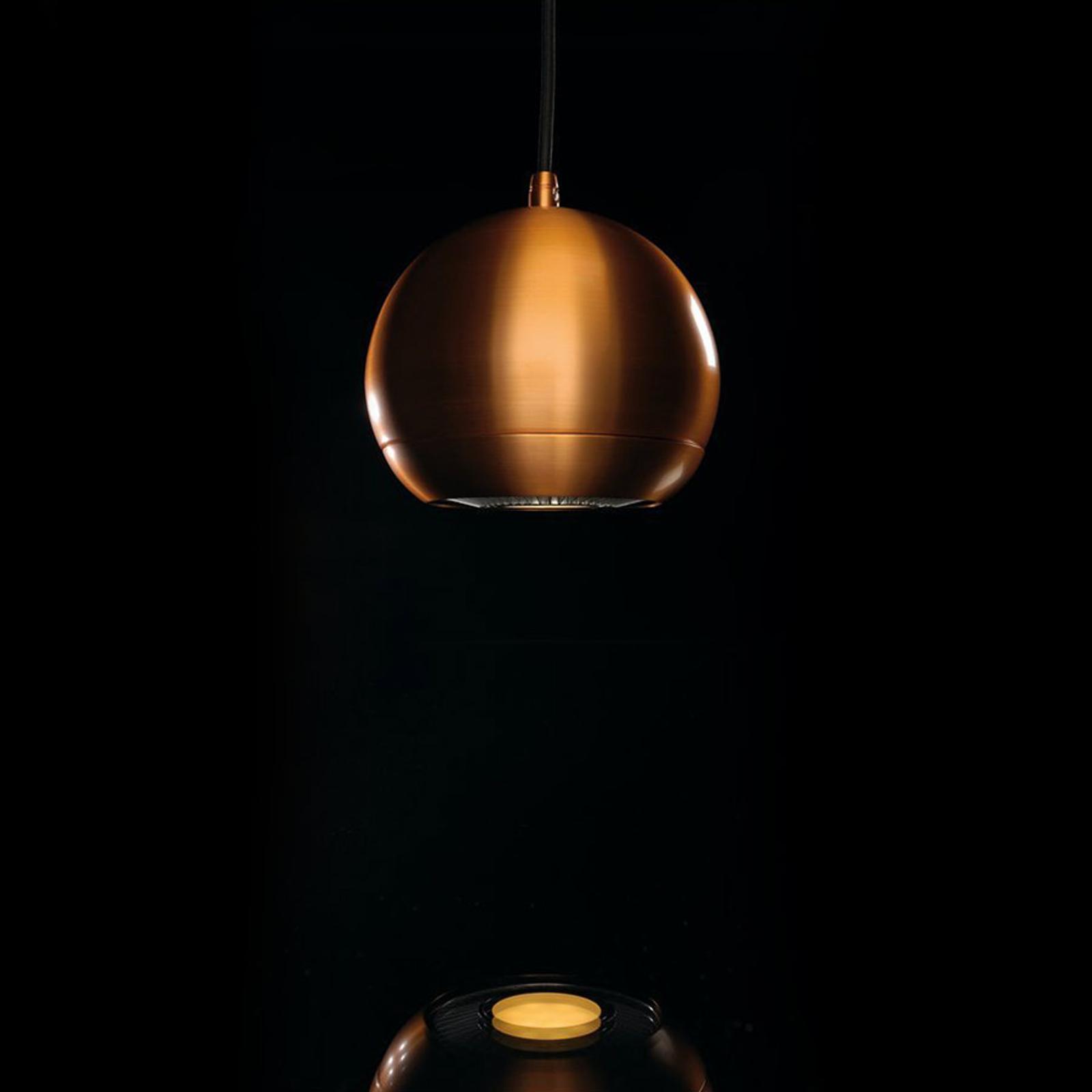 SLV Light Eye 150 lampa wisząca miedziana