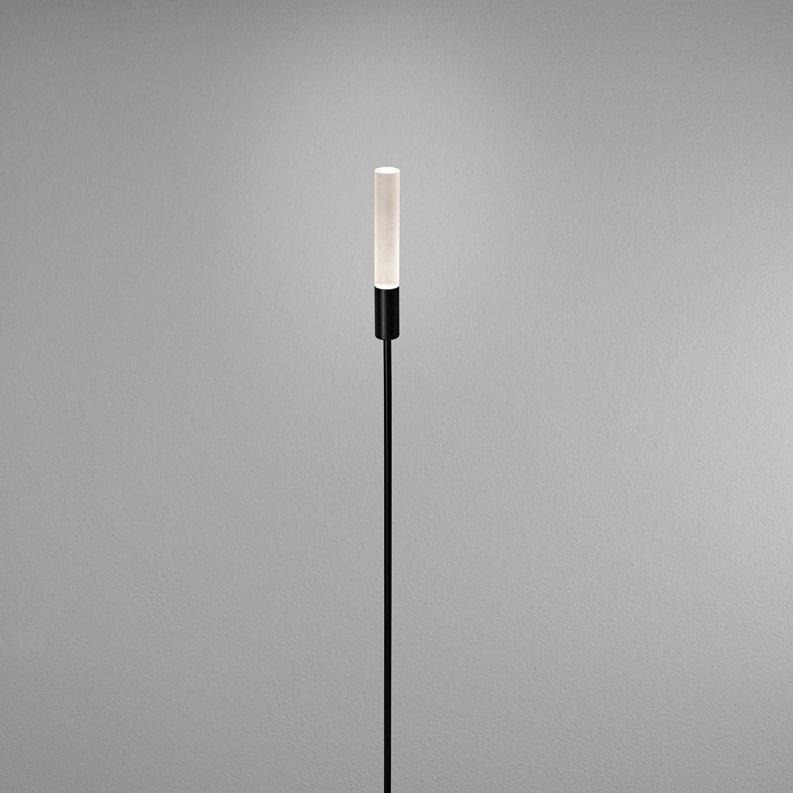 Egger Pisa LED-gadelampe med jordspyd