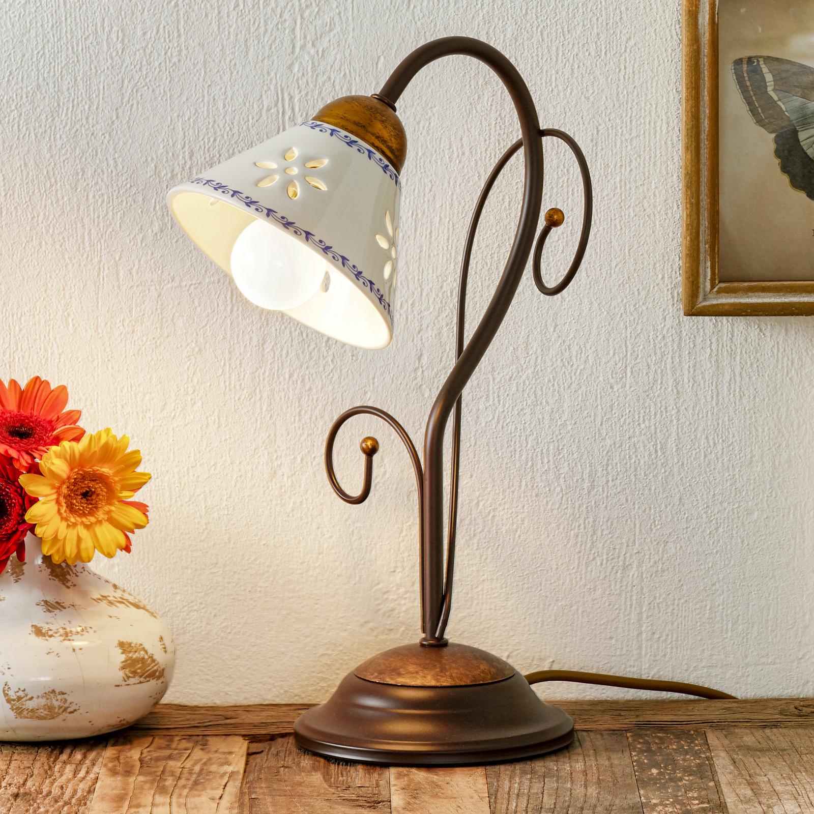 Lámpara de mesa LIBERTY