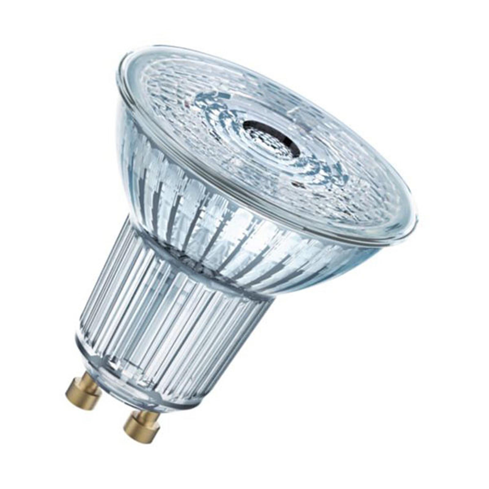 OSRAM LED-Glas-Reflektor GU10 5,5W 927 36° dimmbar
