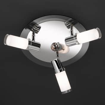 Przepiękna lampa sufitowa MARCO 3-punktowa