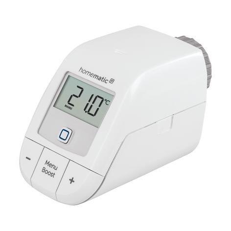 Homematic IP termostato per radiatore basic
