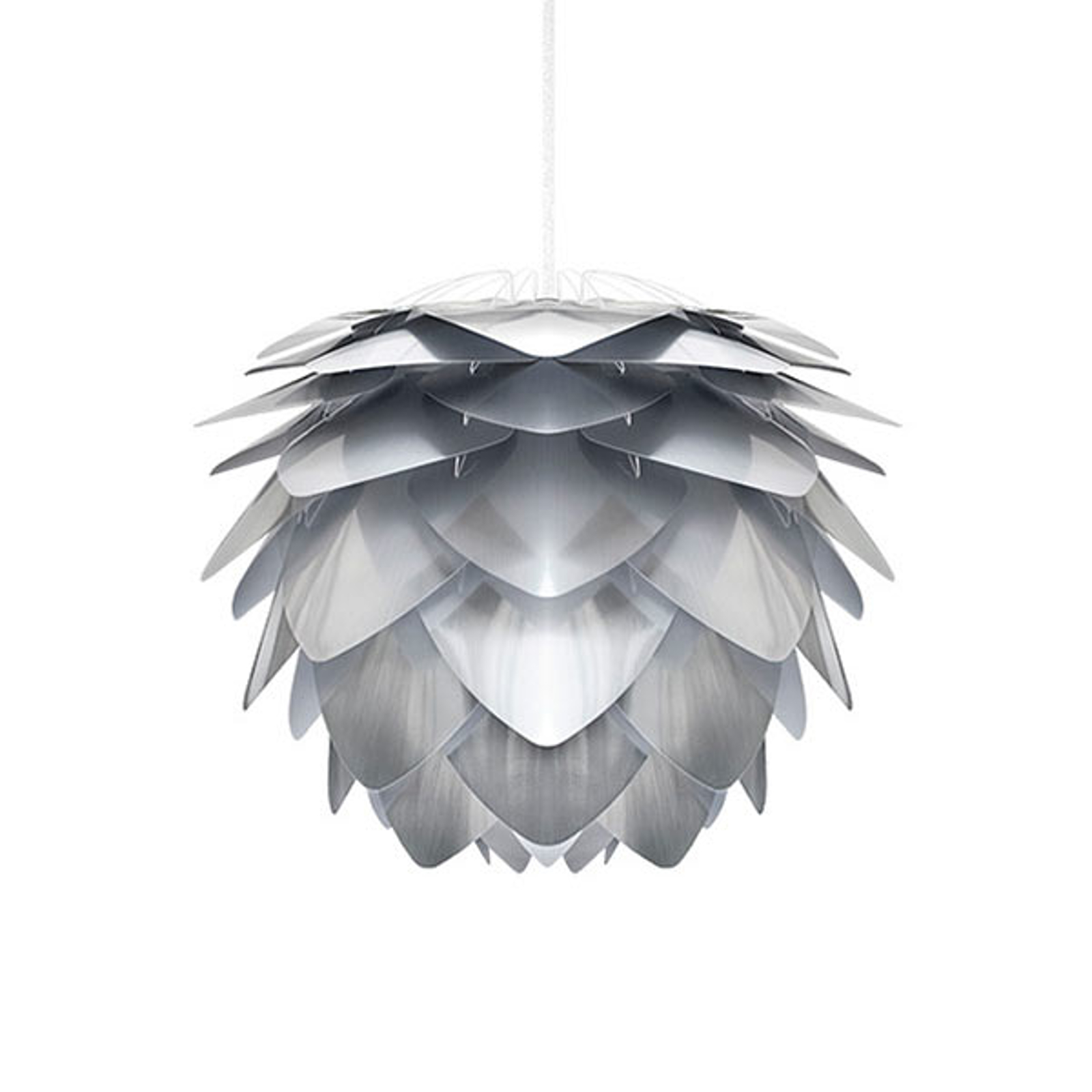 Lampa wisząca Silvia mini, designerska, stalowa