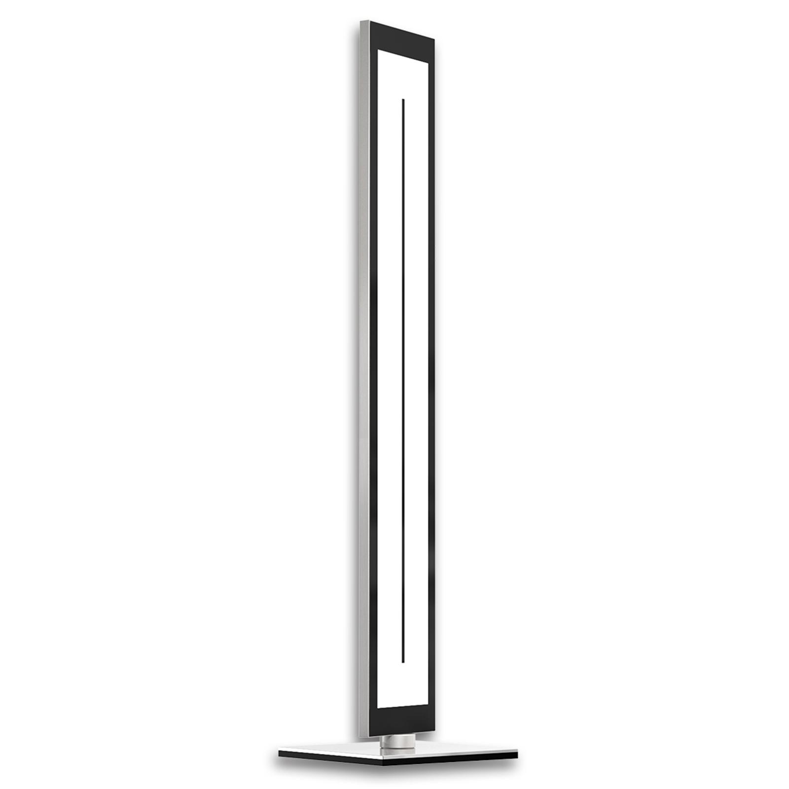 Stojací LED lampa Zen, variabilní barevná teplota