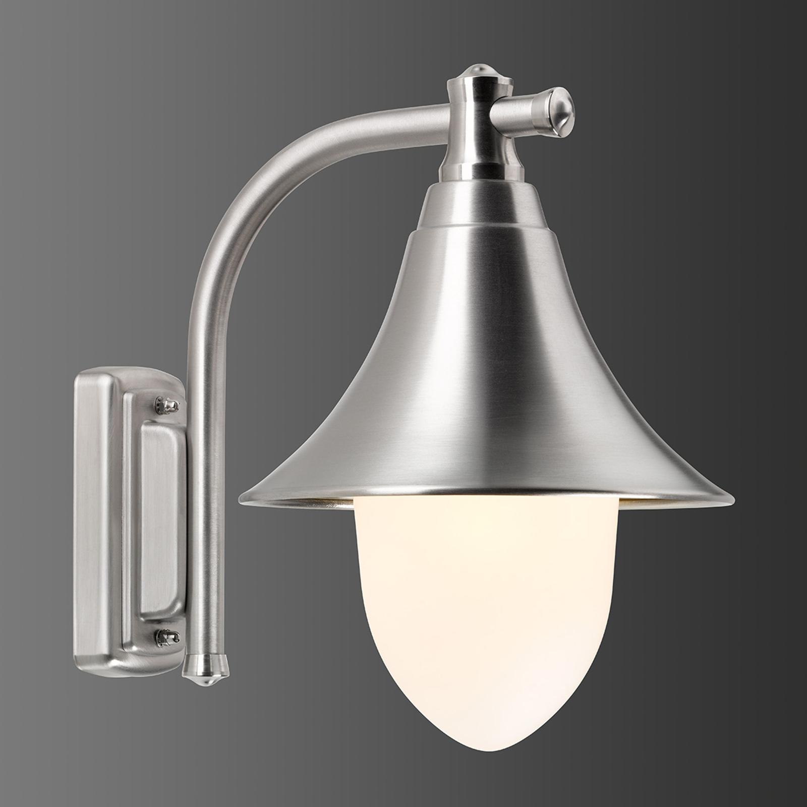 Zeewaterbestendige outdoor wandlamp Marlitt